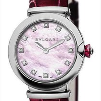 Bulgari Lucea 102608 LU28C2SL/12 new