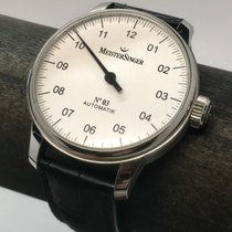 Meistersinger Steel 43mm Automatic pre-owned