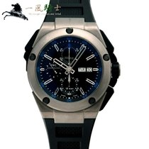 IWC Ingenieur Double Chronograph Titanium Titanium 45mm Black United States of America, California, Los Angeles