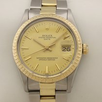 Rolex Oyster Perpetual Date 15053 Automatik 1981 occasion