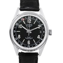 Heuer Steel 36mm Automatic pre-owned