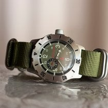 Vostok Steel 42mm Automatic new