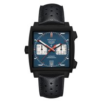 TAG Heuer Monaco Calibre 11 new 2019 Automatic Watch with original box and original papers