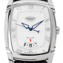 Parmigiani Fleurier White gold 34mm Automatic PF008623 pre-owned