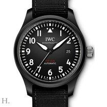 IWC Pilot Chronograph Top Gun Ceramica 41mm Nero