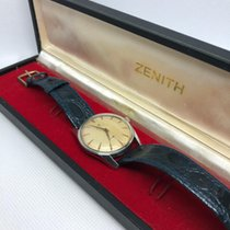Zenith pre-owned Manual winding 34mm