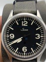 Sinn 656 / 657 Acier 38,5mm