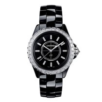 Chanel Ceramic 33mm Automatic H3383 new