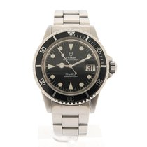 Tudor Submariner 76100 1985 pre-owned