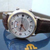 Maurice Lacroix Gold/Steel 38mm Automatic MAURICE LACROIX MASTERPIECE pre-owned