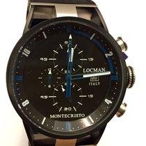 Locman Montecristo Titanium 44mm Black