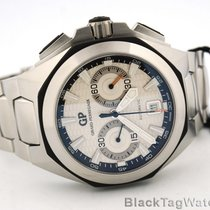 Girard Perregaux Chronograph Automatic Chrono Hawk Mens...