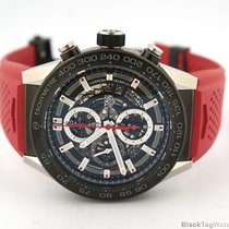 TAG Heuer Carrera Calibre HEUER 01 Titanium 45mm Transparent United States of America, Florida, Aventura