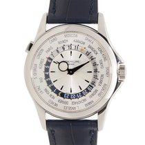 Patek Philippe World Time White Gold 5130g - 5130g