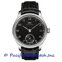 IWC Portuguese Hand-Wound IW510202 new