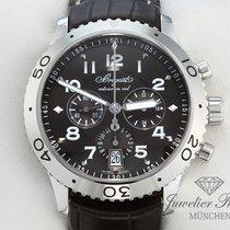 Breguet Type XXI Transatlantique 3810 Stahl Chronograph...