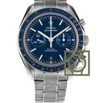 Omega Speedmaster Professional Moonwatch chronograph 44,25 blue
