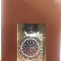 Patek Philippe World Time Chrono double seald bitcoin accepted