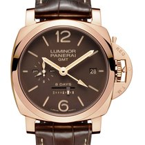 Panerai Luminor 1950 8 Days GMT PAM00576/PAM576 2020 new