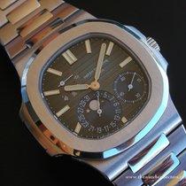 "Patek Philippe : Nautilus ""Ref.5712/1A"" Steel PP Seal Full Set..."