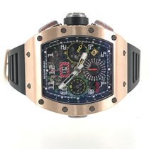 Richard Mille Rose Gold And Titanium RM 011
