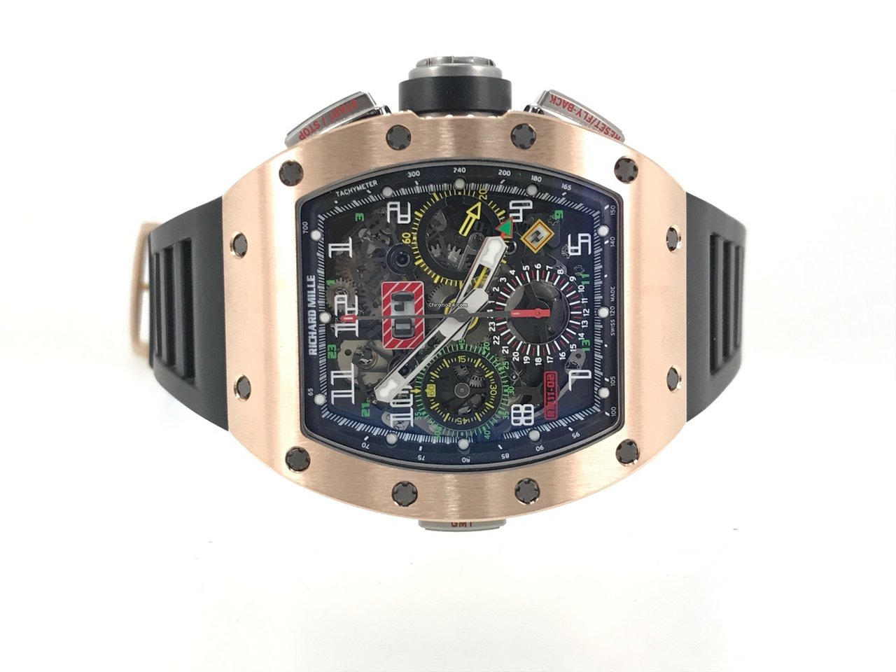 d4e38110854 Richard Mille RM 011 - all prices for Richard Mille RM 011 watches on  Chrono24