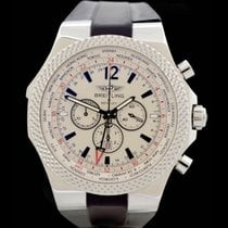 Breitling Bentley GMT Chronograph - Ref.: A47362 - Jahr: ca....