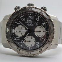 Sinn 203 Titanium 41mm Grey Arabic numerals