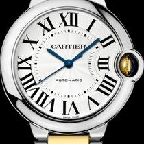 Cartier Ballon Bleu 36mm nuevo 36mm Acero y oro