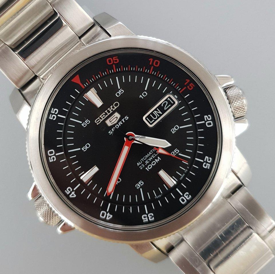 Rencontres Seiko 5 montres