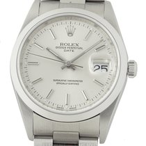 Rolex Oyster Perpetual Date 15200 1999 pre-owned
