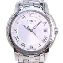 Tissot 【楽天市場】【TISSOT】ティソ T031410 ステンレススチール シルバー クオーツ メンズ...