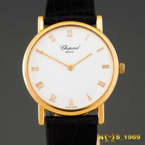 Chopard 34mm Handopwind 2004 tweedehands Classic Wit