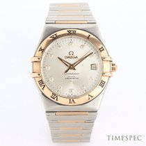 Omega Or/Acier 35mm Remontage automatique 11120362052001 occasion