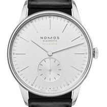 NOMOS Orion Neomatik Steel 38.5mm Silver
