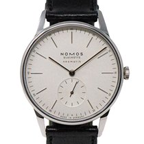 NOMOS Orion Neomatik Steel 38.5mm Silver