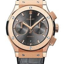 Hublot Classic Fusion Racing Grey Rose gold 45mm Grey No numerals United States of America, New Jersey, Princeton
