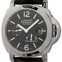 Panerai Luminor Power Reserve Steel 44mm Black United States of America, Texas, Austin