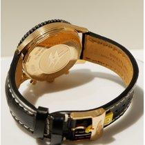 Breitling Chronoliner Rose gold 46mm Black No numerals