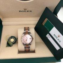 Rolex Lady-Datejust Acero y oro 31mm Rosa Romanos España, barcelona