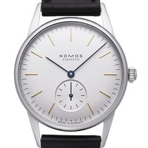 NOMOS 309 Steel 2019 Orion 35mm new