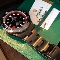 Rolex Sea-Dweller 4000 40mm Чёрный