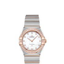 Omega Constellation Quartz new Quartz Watch with original box and original papers 131.25.28.60.55.001