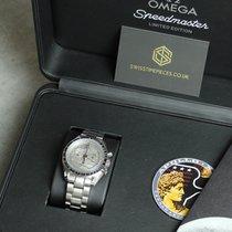 Omega Speedmaster Professional Moonwatch Acél 42mm Szürke
