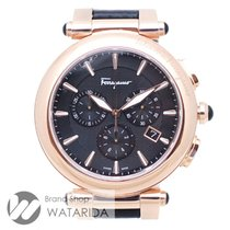 Salvatore Ferragamo 41mm Chronograph FCP060017 new