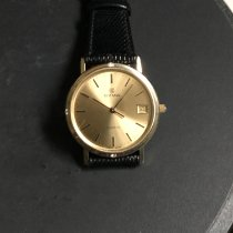 Cyma Cyma 14k Quartz Watch 1975 usato