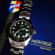 Oris Divers Sixty Five 01 733 7720 4057-07 8 21 18 2018 pre-owned