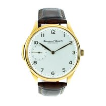 IWC Portuguese Minute Repeater Yellow gold 42mm Silver