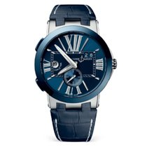 Ulysse Nardin Executive Dual Time 243-00/43 2019 new