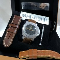 Panerai Luminor 1950 PAM 00372 Very good Steel 47mm Manual winding UAE, Abu Dhabi